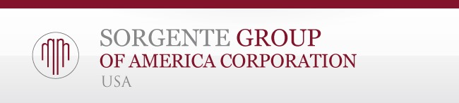 Sorgente Group of america